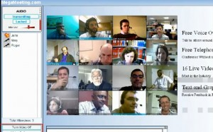 MegaMeeting Video Conference